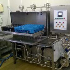 Flaschenreinigungsmaschinen