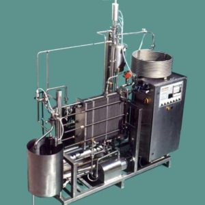 Flash pasteurization