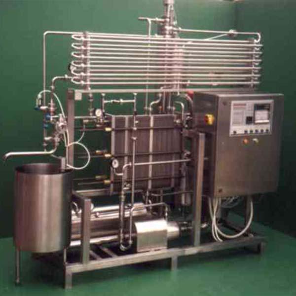 Durchlaufpasteur Durchlaufpasteure Plattenpasteur Plattenpasteure Kurzzeiterhitzer Durchflusspasteur Milcherhitzer Pasteurisier-Anlagen Kurzzeiterhitzungsanlage