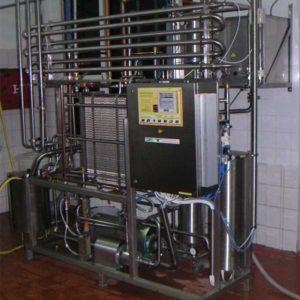 HTST milk pasteurizers