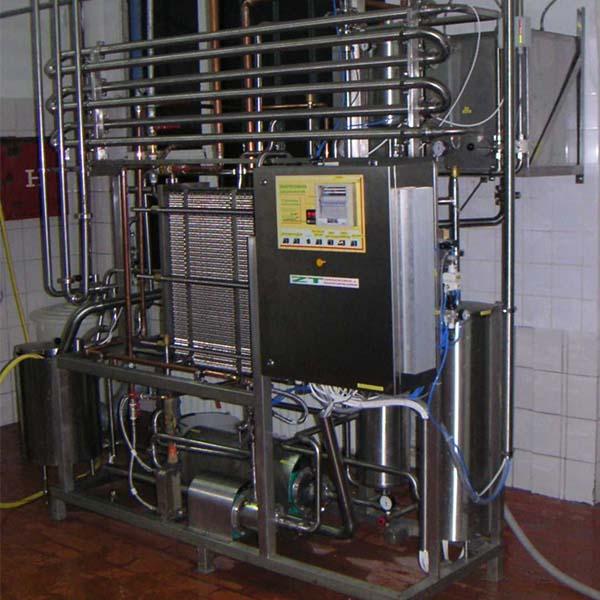 Milchpasteurisierung Pasteurisierung Wärmebehandlung Pasteurisation