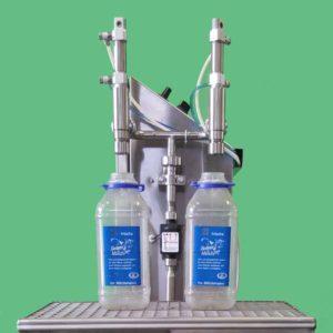Bottle filling machines, Bottle filler