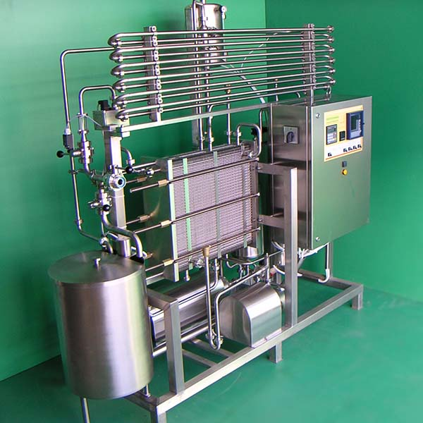 Fruit juice pasteurizers