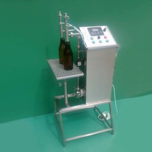 Abfüllmaschine Abfüller Portionierer Abfüllanlage Abfüllgerät Dosiermaschine Abfüllgerät