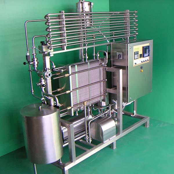 Juice pasteurization