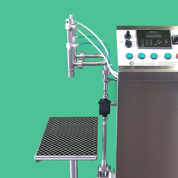 Universal filling machines, Multipurpose filling equipment